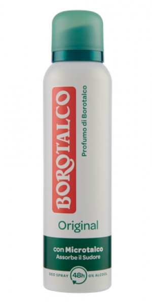 Borotalco deo 150ml spray original