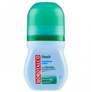 Deodorant Roll-On Borotalco 50 ml Fresh