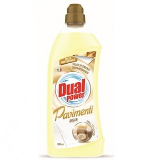 Detergent Pardoseli Dual Power Ulei de Argan 1000ml