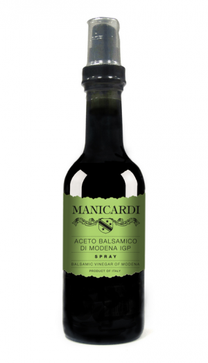 Otet balsamic de Modena IGP Manicardi Spray 250 ml