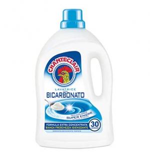Detergent lichid pentru rufe cu bicarbonat Chanteclair  1500 ml, 30 utilizari