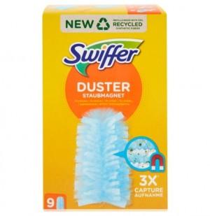 Rezerve pamatuf Swiffer Duster pentru indepartarea prafului 9 bucati