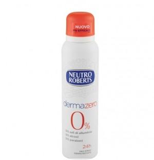 Deodorant Neutro Roberts Derma Zero Spray 150ml
