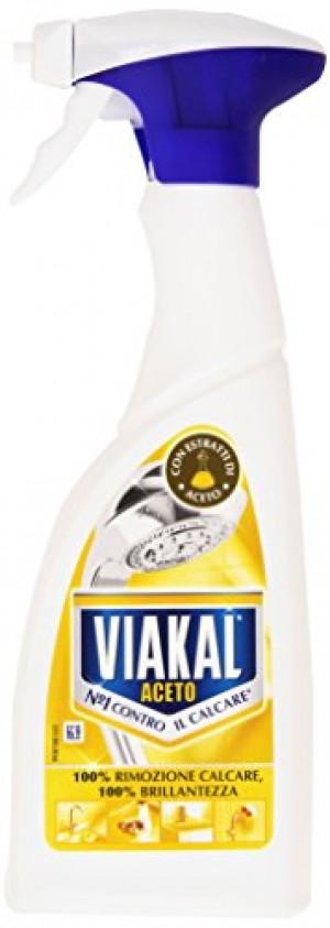 Viakal anticalcar cu otet  spray 500 ml