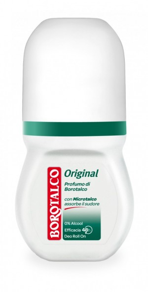 Borotalco Deodorante Roll-On 50 ml Original