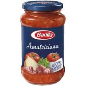 Barilla Sugo all'Amatriciana 400g
