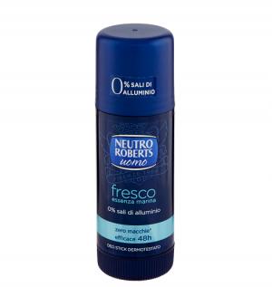 Deodorant Neutro Roberts Stick Men fresco essenza marina 40ml