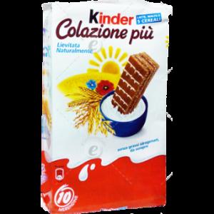 Kinder Colazione Piu 300g - 10 buc