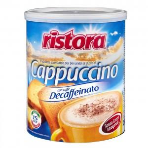 Ristora Cappuccino italian fara cofeina 250g